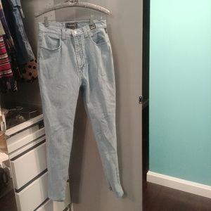 Vintage Versace high rise jeans size 30